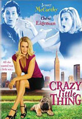 Crazy Little Thing DVD Movie