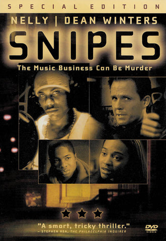 Snipes (Special Edition) DVD Movie