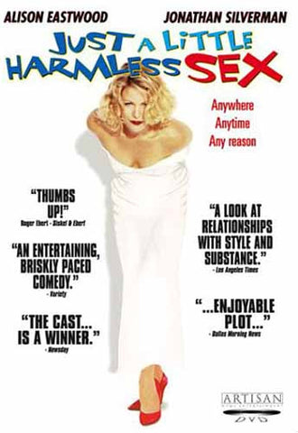 Just a Little Harmless Sex DVD Movie
