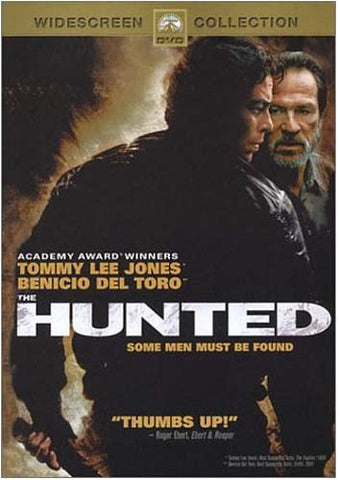 The Hunted (Tommy Lee Jones) Widescreen DVD Movie