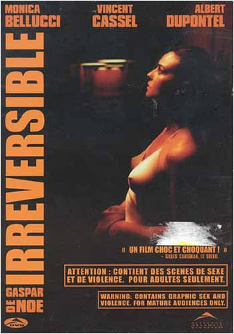 Irreversible (Bilingual) DVD Movie
