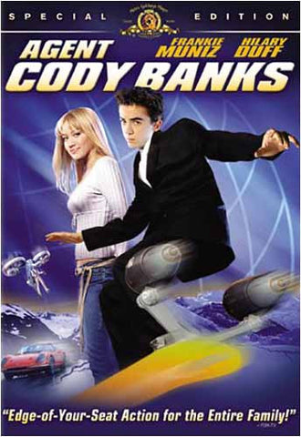 Agent Cody Banks (Special Edition) DVD Movie