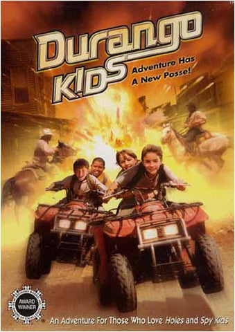 Durango Kids DVD Movie