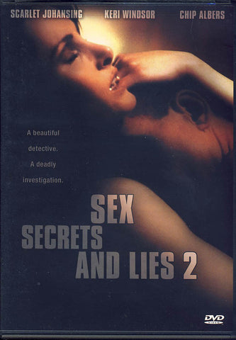 Sex Secrets and Lies 2 DVD Movie