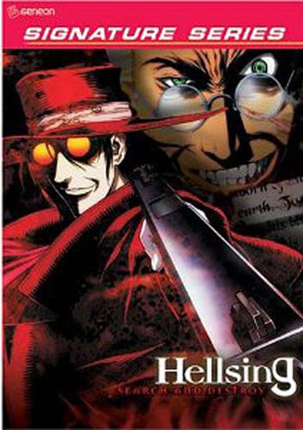 Hellsing - Search and Destroy vol.3 (Signature Series) DVD Movie