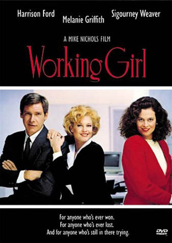 Working Girl DVD Movie