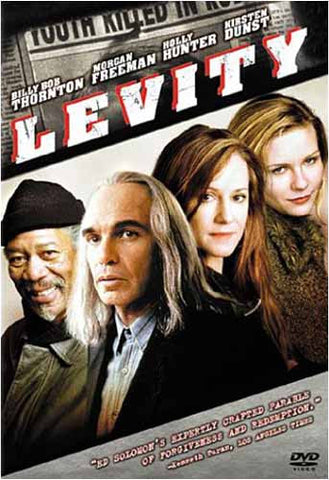 Levity DVD Movie