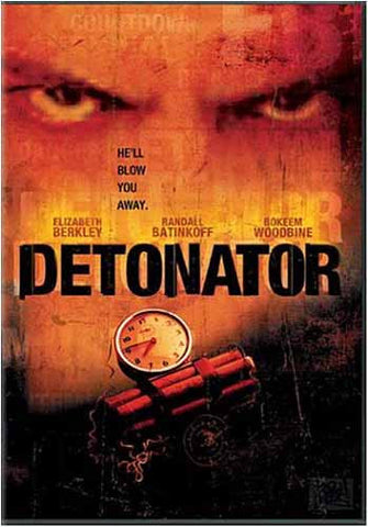Detonator (Elizabeth Berkley) DVD Movie