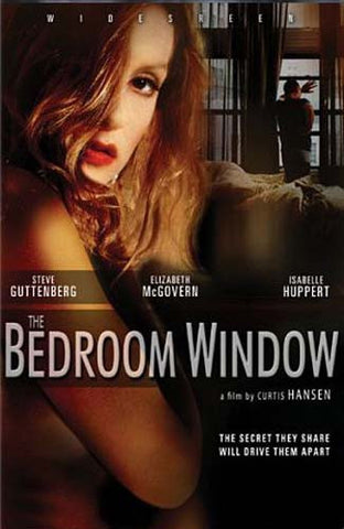 The Bedroom Window DVD Movie