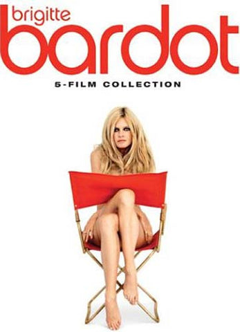 Brigitte Bardot 5-Film Collection (Boxset) DVD Movie