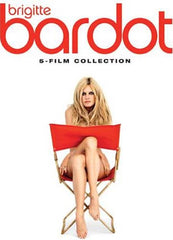 Brigitte Bardot 5-Film Collection (Boxset)