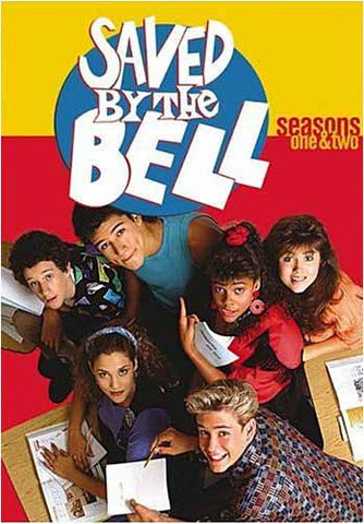 Saved by the Bell - Seasons 1 and 2 (Boxset) DVD Movie