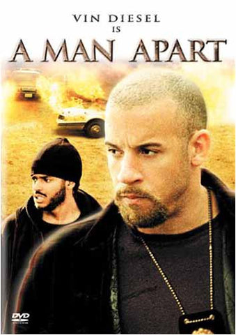 A Man Apart (Widescreen/Fullscreen) (Bilingual) DVD Movie