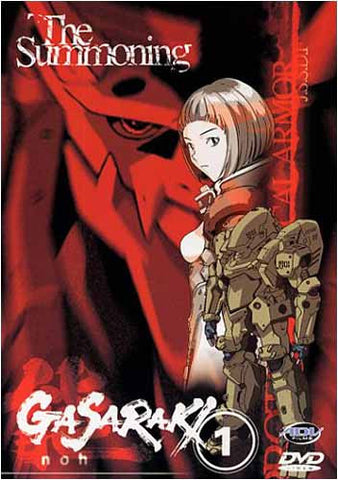 Gasaraki - Volume 1: The Summoning (Japanimation) DVD Movie