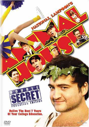 National Lampoon s Animal House - Double Secret Probation (Full Screen) DVD Movie