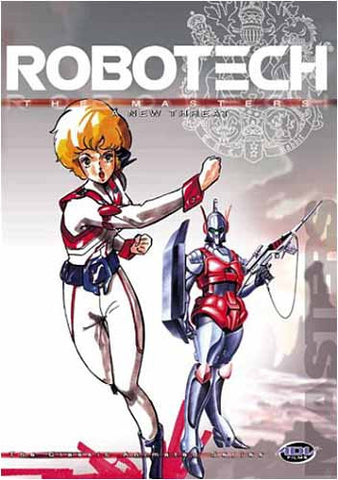 Robotech - Volume 7: A New Threat (Japanimation) DVD Movie