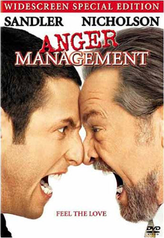 Anger Management (Widescreen Special Edition) DVD Movie