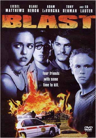Blast (Liesel Matthews) DVD Movie