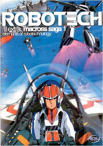 Robotech E1: Macross Saga 1- Elements Of Robotechnology (Japanimation) DVD Movie