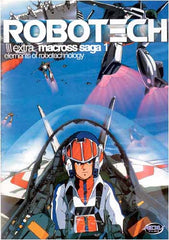 Robotech E1: Macross Saga 1- Elements Of Robotechnology (Japanimation)