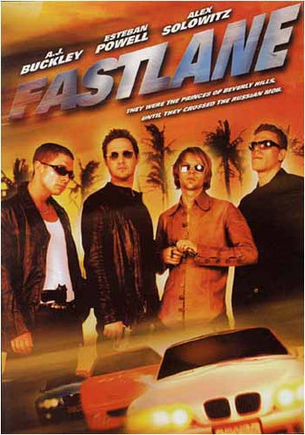 Fastlane DVD Movie