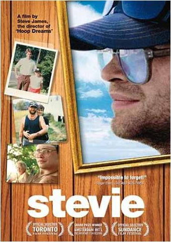 Stevie (Steve James) DVD Movie
