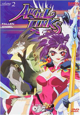 Angel Links - Volume 2 : Fallen Angel (Japanimation) DVD Movie