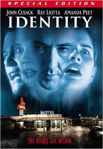 Identity (Special Edition) (Fullscreen/Widescreen) DVD Movie