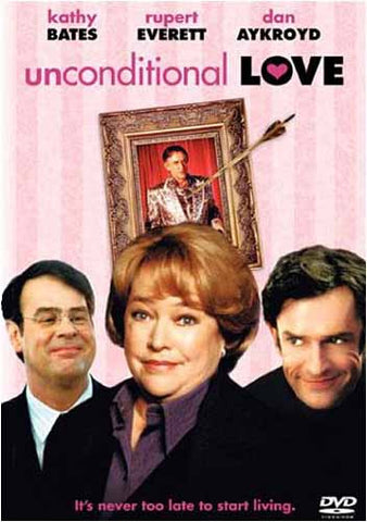Unconditional Love (Bilingual) DVD Movie