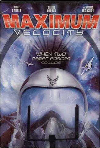 Maximum Velocity DVD Movie