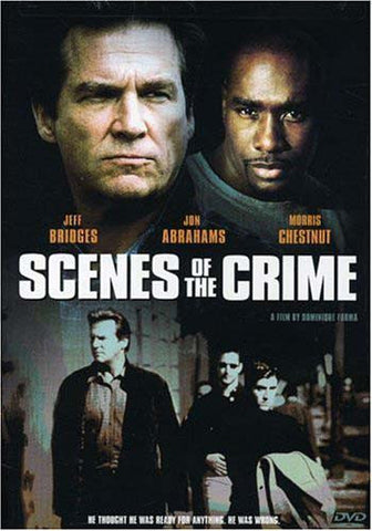 Scenes of the Crime DVD Movie
