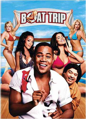 Boat Trip (R-Rated Edition) DVD Movie