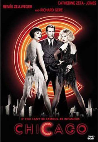 Chicago (Full Screen) (Bilingual) DVD Movie