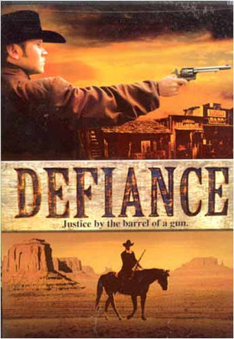 Defiance (Brandon Bollig) DVD Movie