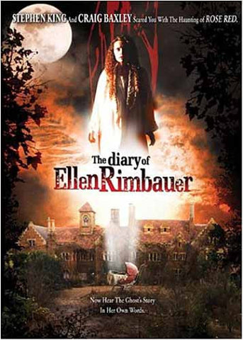 The Diary of Ellen Rimbauer DVD Movie
