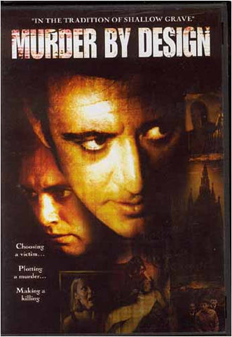 Murder By Design DVD Movie