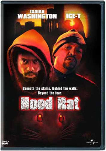 Hood Rat DVD Movie