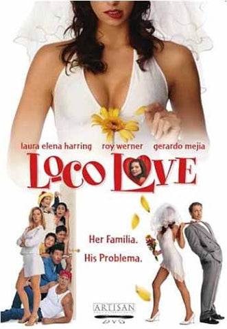 Loco Love DVD Movie