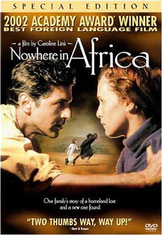 Nowhere in Africa - Special Edition DVD Movie