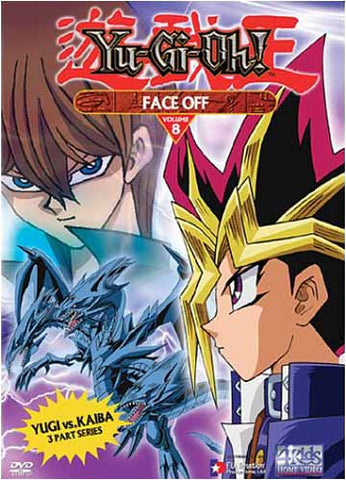 Yu-Gi-Oh! - Face Off - Vol. 8 DVD Movie