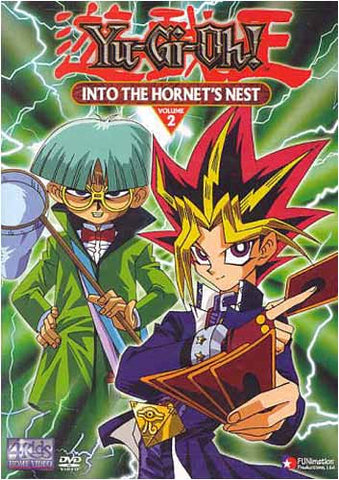Yu-Gi-Oh! - Into the Hornet's Nest (Vol. 2) DVD Movie