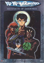 Yu Yu Hakusho Ghost files - Volume 2: Artifacts of Darkness (Edited Version)(Japanimation)