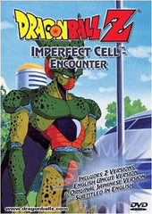 Dragon Ball Z - Imperfect Cell - Encounter (Japanimation)