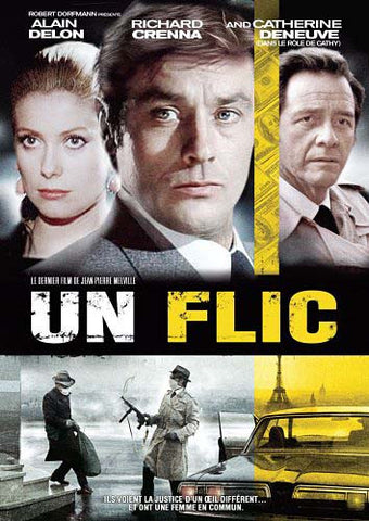 Un Flic DVD Movie