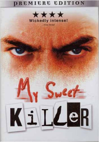 My Sweet Killer - Premiere Edition DVD Movie