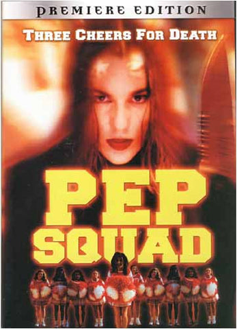 Pep Squad - Premiere Edtion DVD Movie