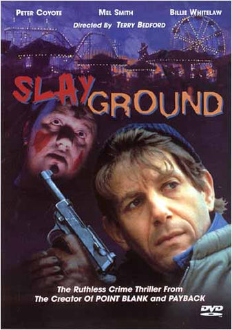Slay Ground DVD Movie