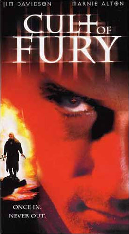Cult Of Fury DVD Movie