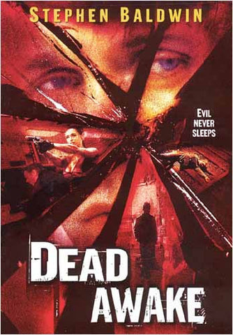 Dead Awake DVD Movie