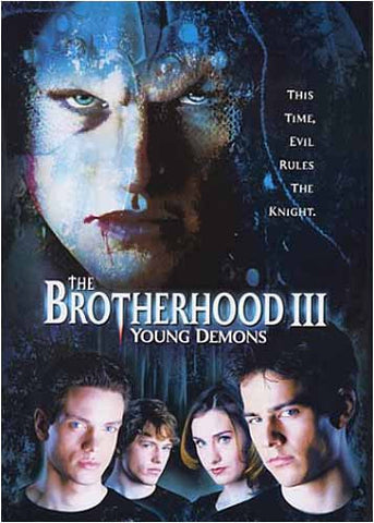 The Brotherhood 3 - Young Demons DVD Movie